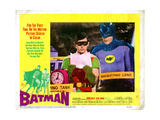 Batman, Burt Ward, Adam West Giclee Print