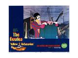 Yellow Submarine, the Beatles, Ringo Starr, 1968 Giclée-tryk