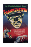 Frankenstein, Boris Karloff, Colin Clive, 1931 Giclee Print