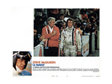 Le Mans, Steve Mcqueen, 1971 Giclee Print