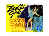 Ziegfeld Girl, 1941 Giclee Print
