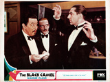 The Black Camel, from Left: Warner Oland, C. Henry Gordon, Bela Lugosi, 1931 Photo
