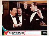 The Black Camel, Warner Oland, C. Henry Gordon, Bela Lugosi, 1931 Photo