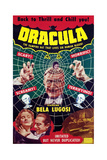 Dracula, Bela Lugosi, Helen Chandler, 1931 Giclee Print