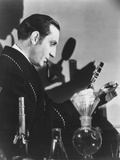 The Hound of the Baskervilles, Basil Rathbone as Sherlock Holmes, 1939 Photo