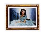 Gone with the Wind, Vivien Leigh, 1939 Giclee Print