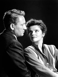 Without Love, from Left: Spencer Tracy, Katharine Hepburn, 1945 Photo