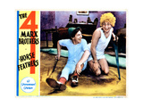Horse Feathers, from Left: Chico Marx, Harpo Marx, 1932 Giclee Print
