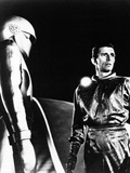 The Day the Earth Stood Still, from Left: Lock Martin, Michael Rennie, 1951 Photo