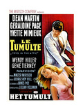 Toys in the Attic, (AKA Le Tumulte), Dean Martin, Yvette Mimieux, (French Poster Art), 1963 Giclee Print