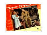 Desert Fury, Lizabeth Scott, Burt Lancaster, 1947 Giclee Print