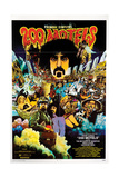 Two Hundred Hotels, Frank Zappa, 1971 Giclee Print