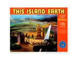 This Island Earth, 1955. Giclee Print