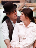 Butch Cassidy and the Sundance Kid, Paul Newman, Katharine Ross, 1969 Photo
