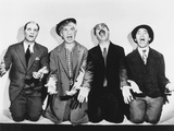 Monkey Business, from Left: Zeppo Marx, Harpo Marx, Groucho Marx, Chico Marx, 1931 Photo