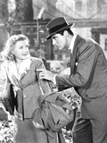 Arsenic and Old Lace, from Left: Priscilla Lane, Cary Grant, 1944 Photo