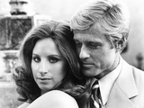The Way We Were, from Left, Barbra Streisand, Robert Redford, 1973 Photo