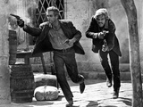 Butch Cassidy and the Sundance Kid, Paul Newman, Robert Redford, 1969 Photo