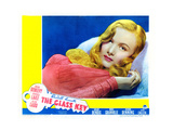 The Glass Key, Veronica Lake, 1942 Giclee Print