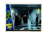 The Mummy's Ghost, John Carradine, (Right), 1944 Giclee Print