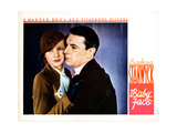 Baby Face, Barbara Stanwyck, George Brent, 1933 Giclee Print