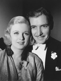 The Man Who Broke the Bank at Monte Carlo, from Left: Joan Bennett, Ronald Colman, 1935 Photo