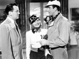 Sun Valley Serenade, from Left, Glenn Miller, Sonja Henie, John Payne, 1941 Photo