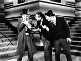 Animal Crackers, from Left: Harpo Marx, Louis Sorin, Chico Marx, 1930 Photo