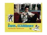 Clambake, Elvis Presley, 1967 Giclee Print