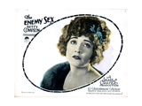 The Enemy Sex, Betty Compson, 1924 Giclee Print