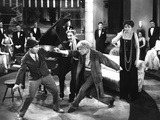 Animal Crackers, Chico Marx, Groucho Marx, Harpo Marx, Margaret Dumont, 1930 Photo