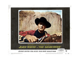 The Searchers, John Wayne, 1956 Giclee Print