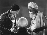 Chandu the Magician, Edmund Lowe (Left), 1932 Photo
