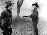 Red River, Montgomery Clift, Noah Beery Jr., 1948 Photo