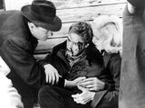 On the Waterfront, Karl Malden, Marlon Brando, Eva Marie Saint, 1954 Photo