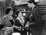 Arsenic and Old Lace, Jean Adair, Josephine Hull, Cary Grant, 1944 Photo