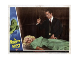 The Mummy's Ghost, John Carradine, 1944 Giclee Print