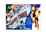 Melody Cruise, Charles Ruggles, Phil Harris, 1933 Giclee Print