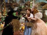 The Wizard of Oz, Margaret Hamilton, Judy Garland, Billie Burke, 1939 Photo