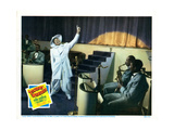 Stormy Weather, Cab Calloway (White Suit), 1943 Giclee Print