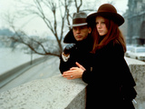 The Conformist, (AKA Il Conformista), Jean-Louis Trintignant, Stefania Sandrelli, 1970 Photo