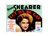 Let Us Be Gay, Norma Shearer, 1930 Giclee Print