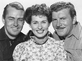 Whispering Smith, from Left: Alan Ladd, Brenda Marshall, Robert Preston, 1948 Photo