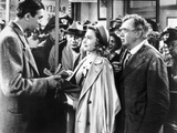 It's a Wonderful Life, James Stewart, Donna Reed, Thomas Mitchell, 1946 Photo