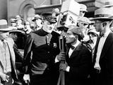 The Cameraman, Eddie Gribbon, Buster Keaton, 1928 Fotografía