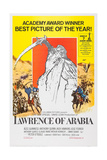 Lawrence of Arabia, 1962 Giclee Print