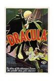 Dracula, 1931 Giclée-tryk