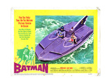 Batman, Adam West, Burt Ward Giclee Print
