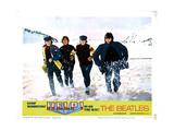 Help, John Lennon, George Harrison, Ringo Starr, Paul Mccartney, 1965 Giclée-tryk