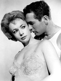 The Hustler, Piper Laurie, Paul Newman, 1961 Photo